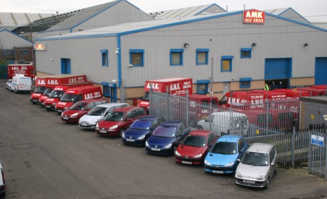 AMK Glasgow Office