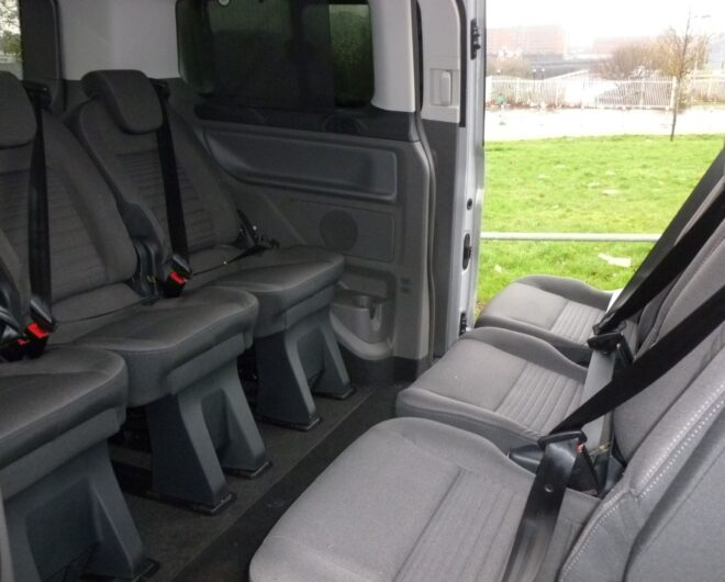 9 SEATER FORD TRANSIT TORNEO - AMK Self Drive